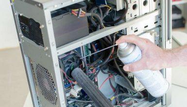 Cleaning Your Desktop Computer