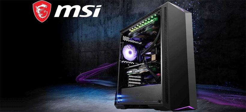 MSI pc case