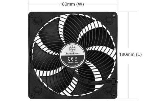 180 mm Fans