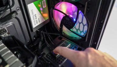 How to connect RGB fans to the motherboard